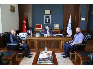"""Rektör Şahin: """"Aksaray, pek çok bakımdan özel bir şehir"""""""