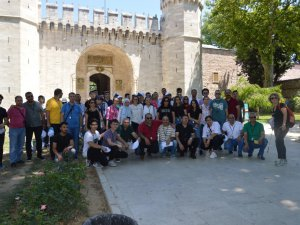 Haydi Konuş Bakalım yarışmasına katılan öğrenciler İstanbul'u ziyaret etti.