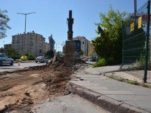 Aksaray Belediyesinden trafiği rahatlatacak düzenleme