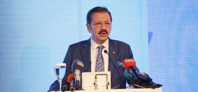 ATSO ve Borsa Başkanı kıbrıs'ta ekonomik foruma katıldı