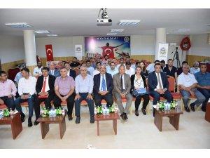 Aksaray'da tarım şurası ortak akıl toplantısı düzenlendi