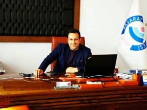 ASÜ'de rektör danışmanlığı ataması yapıldı