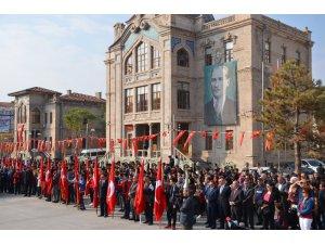 Aksaray'da Cumhuriyet Bayramı coşkuyla kutlandı