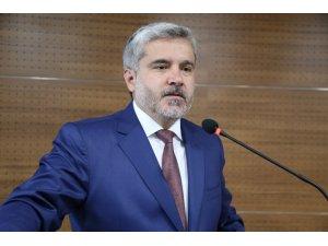 """ASÜ Rektörü Şahin: """"İhtisaslaşmada asıl önemli nokta sürdürülebilir işler üretmek"""""""