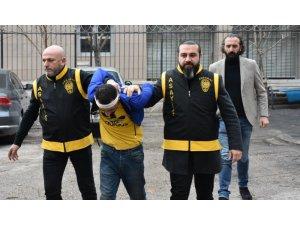 Polis memurunu bıçaklayan şüpheli tutuklandı