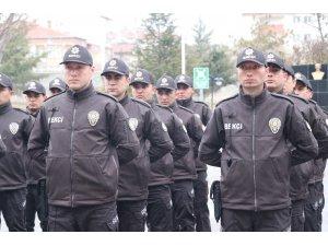 Aksaray'da bekçiler sokakların asayişini sağlıyor