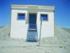 5 köyde içme suyu deposu modernleştirildi