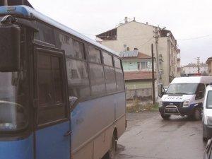 Hırsızlar Aksaray'da öyle birşey çaldılar ki!
