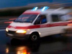 Aksaray'da göçmenleri taşıyan otobüs yoldan çıktı: 5 yaralı
