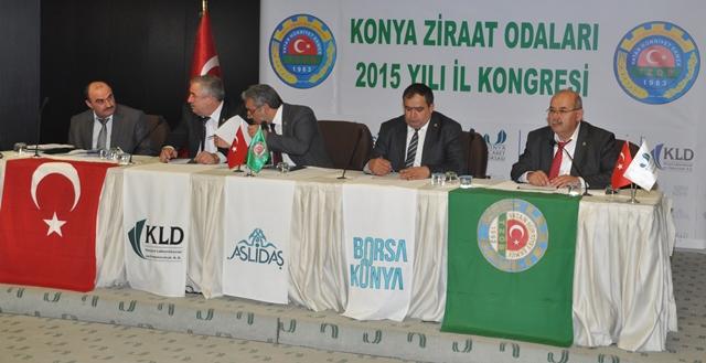 Tarım Kenti Aksaray'ımızın Çalışkan Başkanı Emin Koçak
