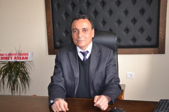 Aksaray'da Köylere İskan Evleri Yapılacak
