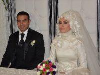 Bakan Ali Rıza Alaboyun oğlunu evlendirdi