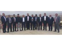Aksaray'da Belediye Başkanları İstişare Toplantısı Yapıldı