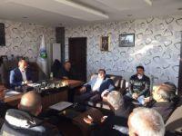 AK Parti'den Topakkaya Beldesi'ne Ziyaret