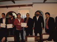Uygulamalı Girişimcilik Eğitimi'ne katılan kursiyerle sertifikaları verildi