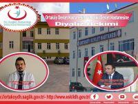 Ortaköy  ve Eskil Devlet Hastanelerine Diyaliz Hekimi