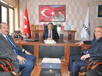 Lokman Hekim'den Konya BYEGM'ye Ziyaret