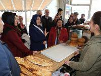 """Aksaray'da """"Askıda Ekmek"""" kampanyasına fırıncılardan destek"""
