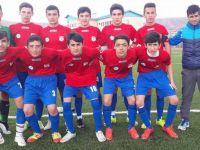 U15 Futbol Ligi Şampiyonu Aksaraybelediyespor