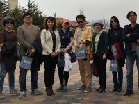 Güney Koreli Medya temsilcileri AHİKA organizasyonu ile Kapadokya'yı gezdi