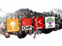 Son ankette Ak Parti rekor kırdı, MHP baraj altında!