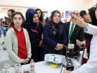 Tübitak Bilim Fuarı Açıldı