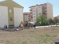 Eskil Devlet Hastanesi Ek Acil Hizmeti Binası İnşaatına Başlandı!