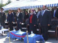 Sarıyahşi'de coşkulu bayram kutlaması
