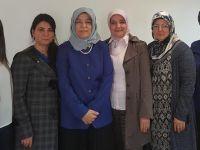ATİBli Kadınlardan Aile ve Sosyal Politikalar Ateşesine Ziyaret