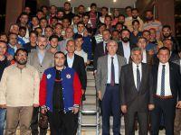 Aksaray Belediyespor Şampiyonluk Yemeğinde Buluştu