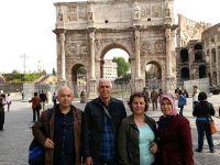 O Okul, İtalya'da Aksaray'ı ve Türkiye'yi Temsil Etti