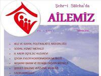 Şehr- İ Süleha'da Ailemiz E-Dergisi Yayın Hayatına Başladı