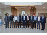 AK Parti, STK'lar İle Buluştu