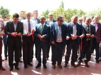 Saadet Güney İHO TÜBİTAK bilim fuarı açıldı