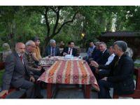 Başkan Yazgı, Oda Başkanlarıyla Toplantıda Buluştu