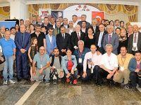 Türkiye Gazeteciler Konfederasyonu Mardin'de Toplandı