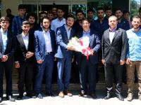 Anadolu Gençlik Derneği'nden Yazgı'ya Teşekkür Ziyareti