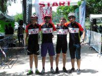 Bisikletçiler Aksaray'ı Başarıyla Temsil Ettiler