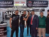 Aksaray Beşiktaşlılar Derneği 2. Aksaray Sanayi, Ticret ve Turizm Fuarında stand açtı