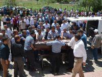 Kazada Ölen Ziraat Teknikeri İçin Tören