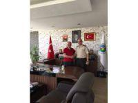 Albay Ölmez'den Başkan Akbulut'a Veda Ziyareti