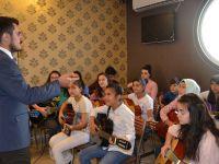 Tufan Baydan Müzik Atölyesi'nden anlamlı program
