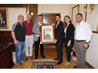 Aksaray Beşiktaşlılar Derneğinden Vali Pekmez'e Ziyaret