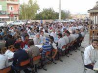 Güneşli Köyü'nde anlamlı iftar