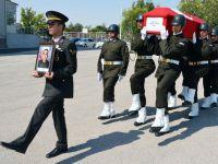 Trafik kazasında şehit düşen asker memleketine uğurlandı