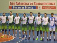 Aksaray belediyespor voleybol takımı 2. Ligde