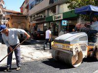 Aksaray Belediyesi Yama Asfalt Çalışmalarını Sürdürüyor
