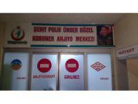 Şehit Önder Güzel'in ismi anjiyo merkezine verildi