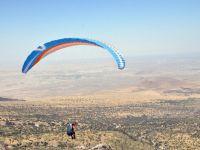 Yamaç Paraşütü Dünya Kupasında ilk uçuş şehit Ömer Halisdemir için olacak