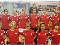 Hentbol Türkiye Kupasında Aksaray Belediyespor 2. Tura Yükseldi